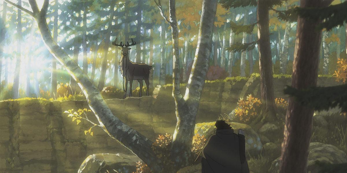 """© """"The Deer King"""" Film Partners"""