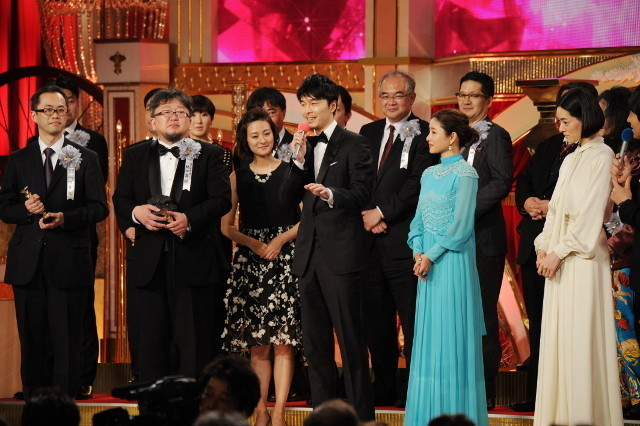 40th Japan Academy Prize Winners